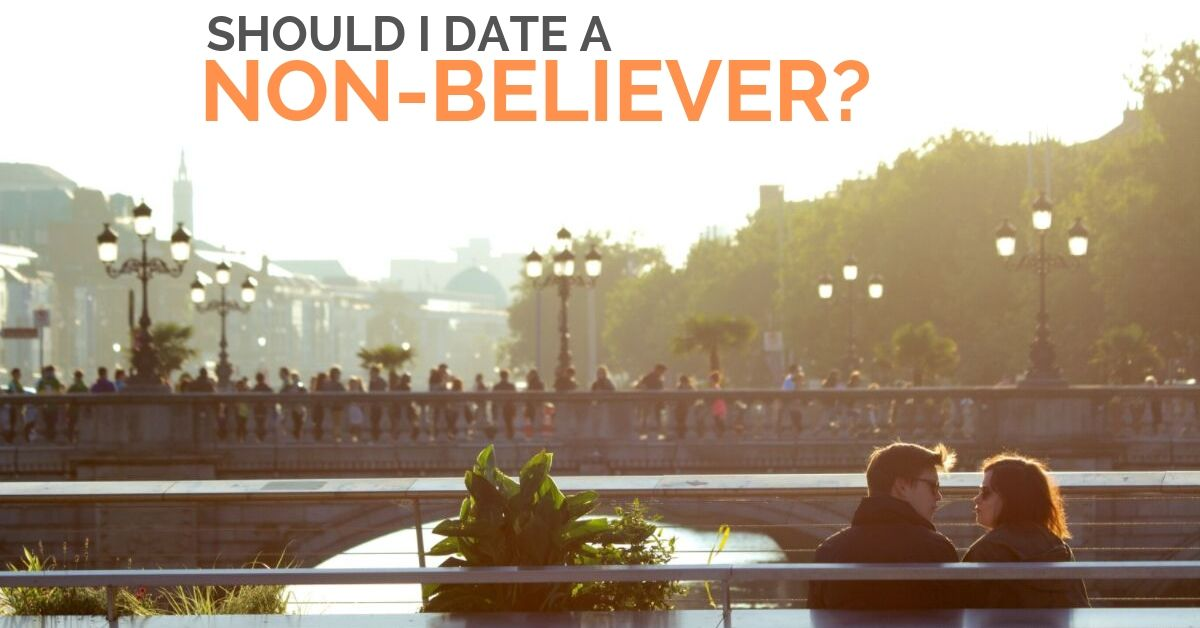 Reddit christian dating non believer